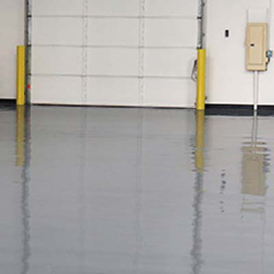 Industrial Concrete Coatings