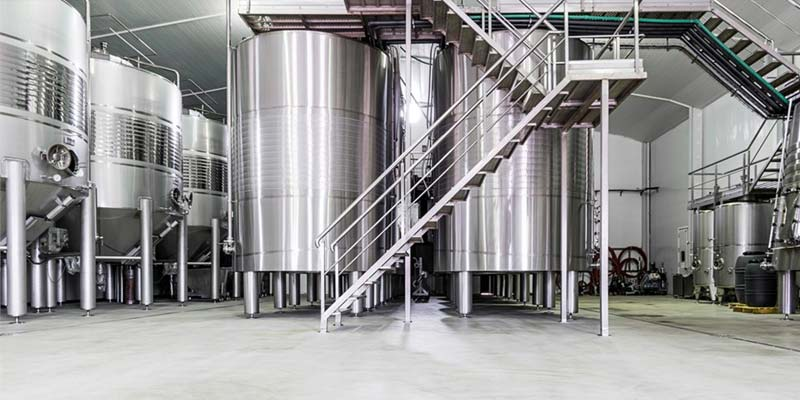 Winery Floor Coating